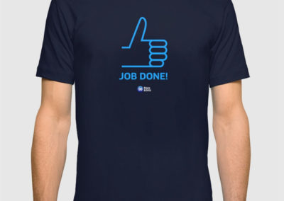 Job Done T-Shirt
